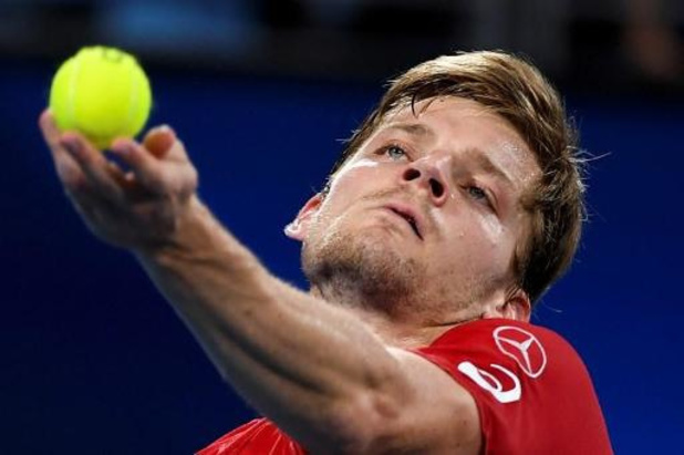 ATP Cup: Goffin crée l'exploit contre Nadal, la Belgique revient à égalité avant le double