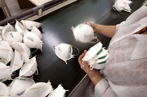 """""""Mondmaskers kregen positief rapport van door Belgische overheid erkend Chinees lab"""""""