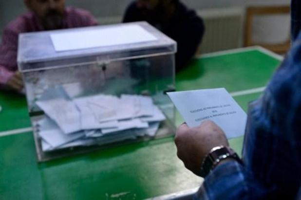 Coronavirus - Baskenland en Galicië gelasten verkiezingen af