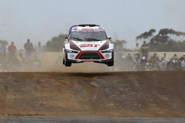 Le rallycross de Spa reporté à mai 2021