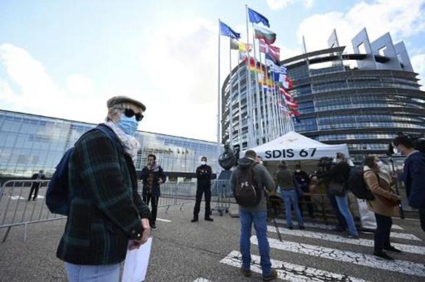 Le Parlement européen devrait retrouver Strasbourg en septembre