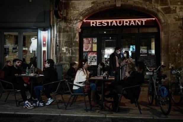 France: réouverture des restaurants le 20 janvier si la situation sanitaire le permet