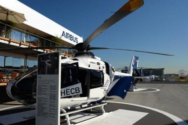 Airbus vend ses hélicoptères à la NASA