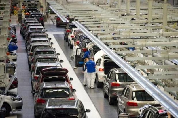 Volkswagen herstart productie wagens in Duitsland