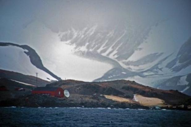 Klimaat - Recordtemperatuur geregistreerd op Argentijns Antarctica
