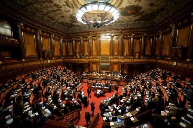 Italie: victoire du oui au référendum sur la réduction des parlementaires