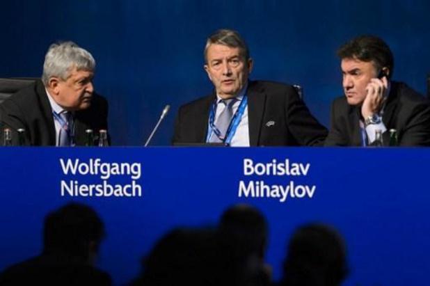 Le président de la fédération bulgare de football présente sa démission
