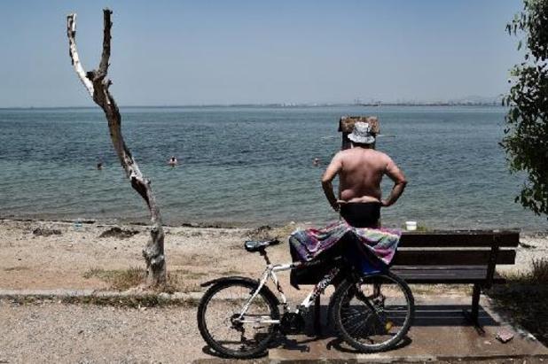 Grèce: dixième jour de canicule, avec des températures jusqu'à 44°C