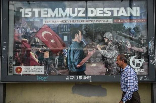 Opnieuw meer dan 150 arrestaties in nasleep van couppoging Turkije