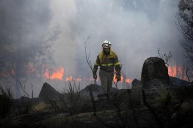 Rusland kampt tegelijk met bosbranden en overstromingen