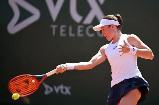 Tamara Zidansek pakt eerste WTA-titel