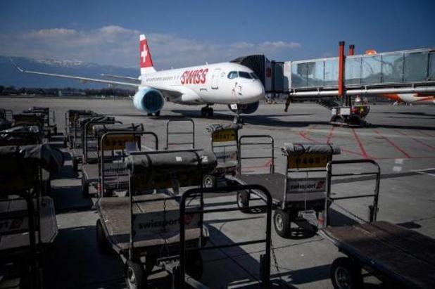 Ook Lufthansa-dochter Swiss start vluchten herop in juni