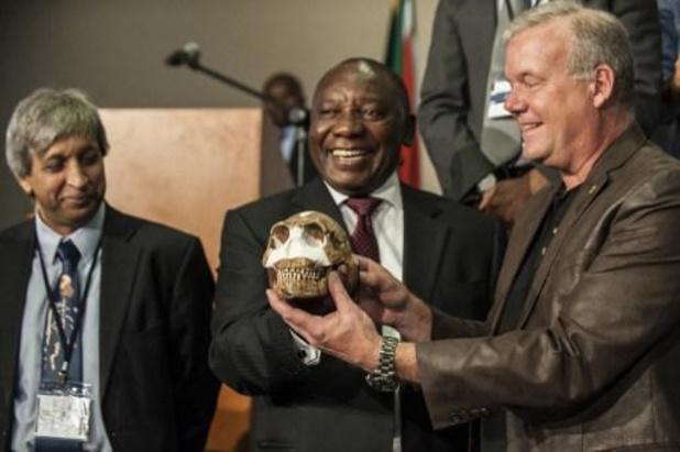 """Zuid-Afrikaanse president Cyril Ramaphos: """"Geweld is uitgelokt, gepland en gecoördineerd"""""""