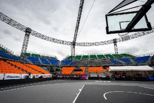 Basket: la Belgique éliminée en phase de groupes malgré trois victoires en quatre matchs