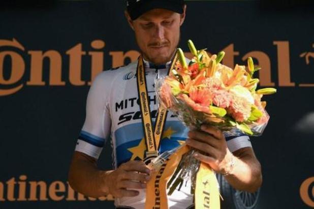 Matteo Trentin wint Trofeo Matteotti