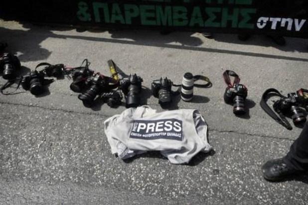 Journalist voor zijn woning doodgeschoten in Griekenland