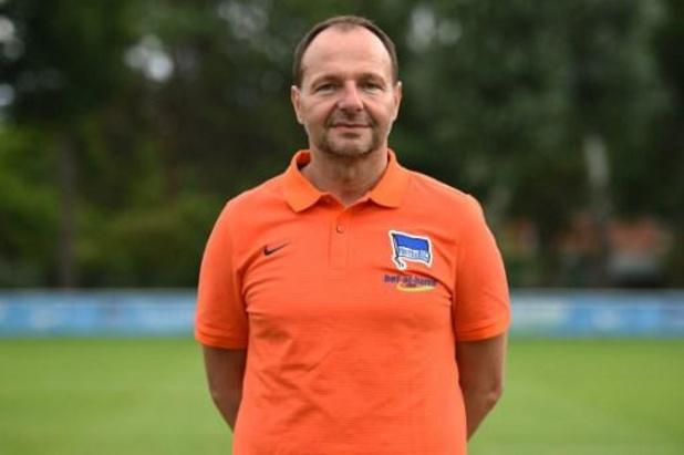 Zsolt Petry, un entraîneur des gardiens du Hertha Berlin, limogé pour propos homophobes