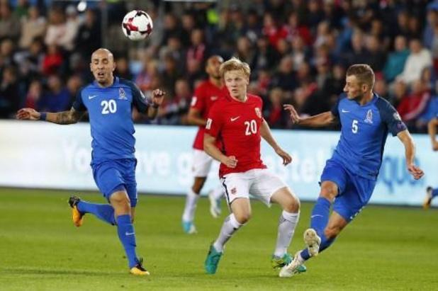 Racing Genk neemt Mats Möller Daehli over van Sankt Pauli