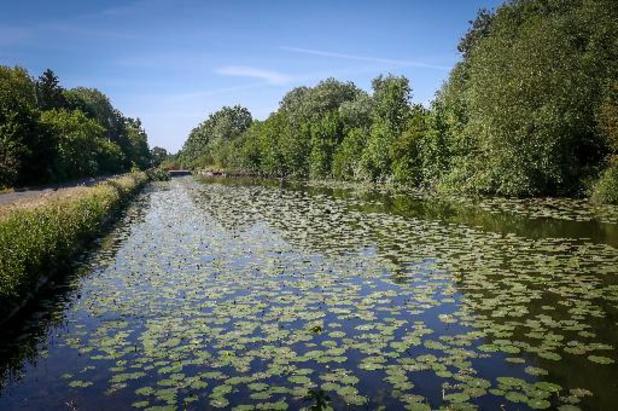 Intempéries - La pré-alerte de crue levée pour le canal de Bruxelles-Charleroi