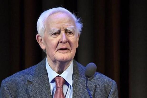 Schrijver John le Carré overleden op 89-jarige leeftijd