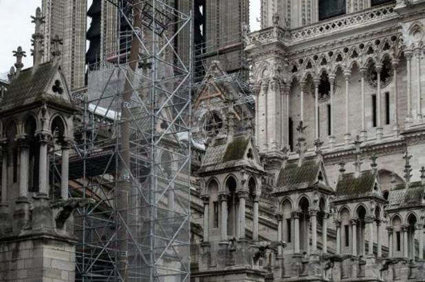 Des experts chinois participeront à la rénovation de Notre-Dame de Paris