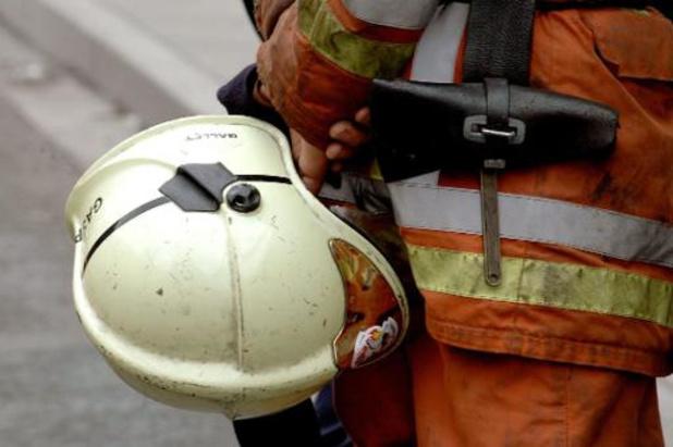 Intempéries - Les pompiers brabançons mobilisés dans la région de Tubize
