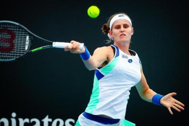 Open d'Australie - Greet Minnen passe au troisième tour en battant Fang Ying Xun