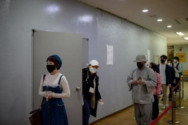 Meer dan 140 genezen patiënten in Zuid-Korea testen opnieuw positief