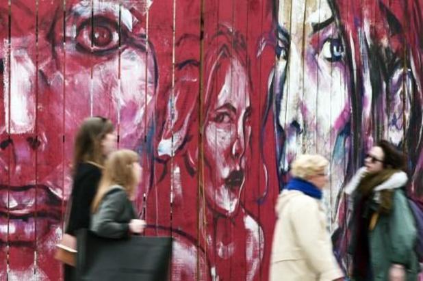 Streetart-kunstenaars gezocht voor Brussels metrostation