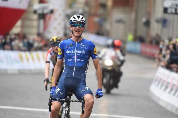 Doublé de Deceuncink-Quick Step dans la 5e étape avec la victoire d'Honoré devant Cerny