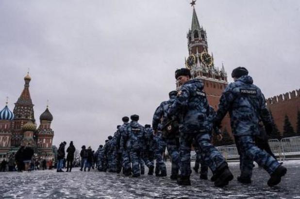 Rusland stelt 19 islamisten te hebben opgepakt die aanslagen voorbereidden