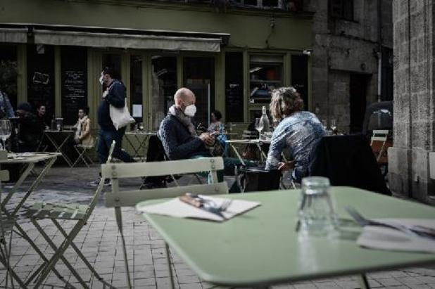 """Le collectif """"Wallonie Horeca"""" fait marche arrière, pas de terrasses ouvertes le 1er mai"""
