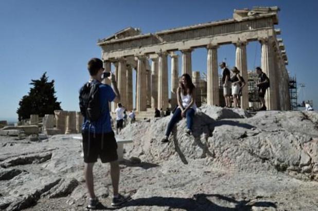 """Les marbres du Parthénon à Athènes """"légalement"""" acquis par Londres"""