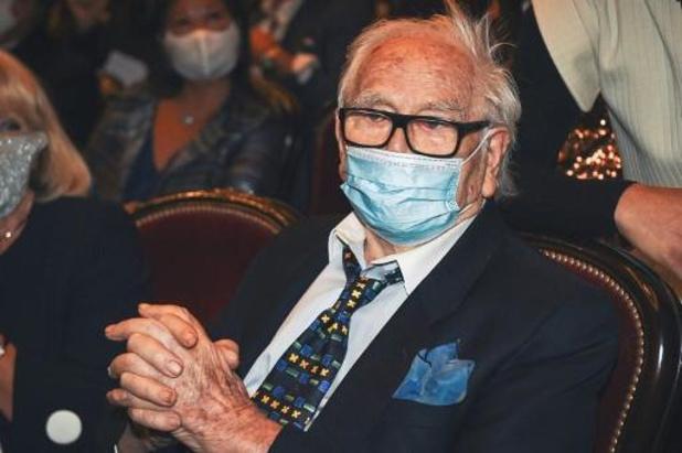Franse modeontwerper Pierre Cardin overleden
