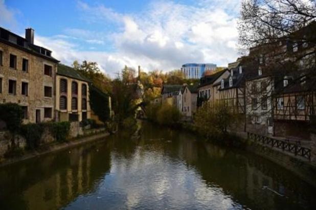 Vorstenpaar brengt staatsbezoek aan Luxemburg