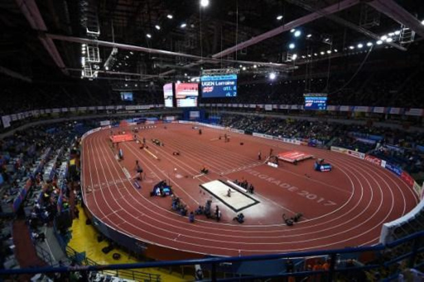 """Coronavirus - World Athletics """"suit de près la situation"""" en vue des Mondiaux en salle de Nankin"""