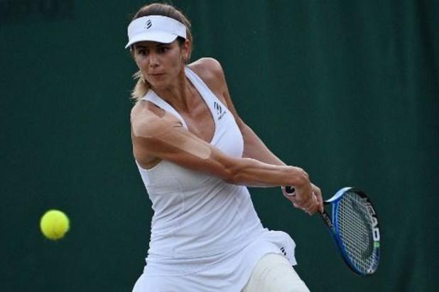 US Open - Sprookje Pironkova duurt voort
