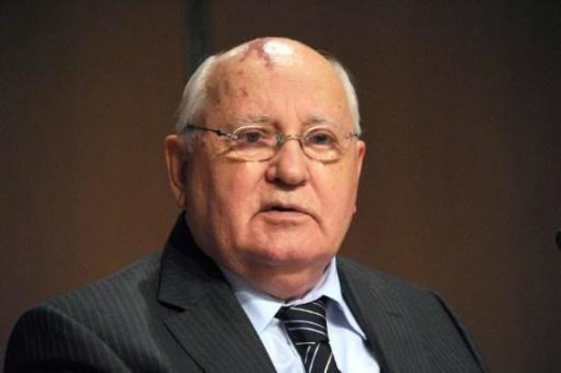 """Mikhaïl Gorbatchev fête ses 90 ans """"en quarantaine"""""""
