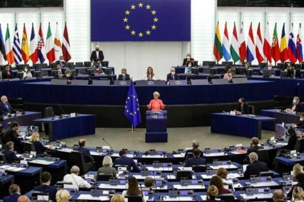 """""""Woorden moeten nu daden worden"""", reageren Belgische MEP's op von der Leyen"""