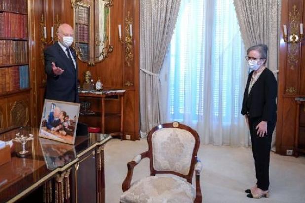 Najla Bouden moet nieuwe regering vormen in Tunesië