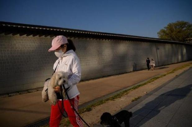 Dalende trend zet zich voort in Zuid-Korea