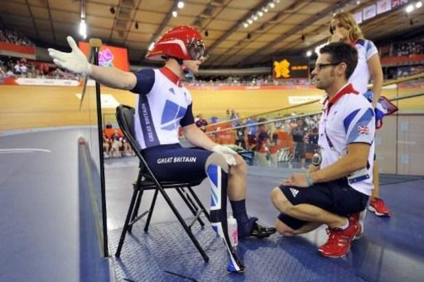 Ewoud Vromant sacré champion du monde de poursuite individuelle de paracyclisme avec un nouveau record du monde