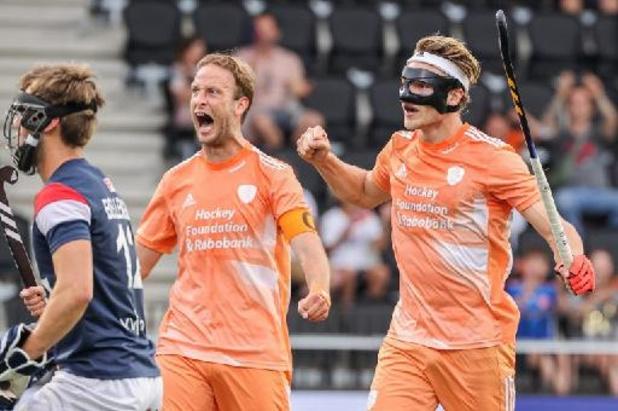 Euro de hockey - Les Pays-Bas et l'Allemagne ne ratent pas leur entrée en matière à Amstelveen
