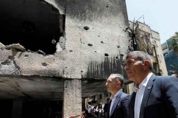 "Gaza: Berlin exprime sa ""solidarité"" avec Israël, appelle à un cessez-le feu urgent"