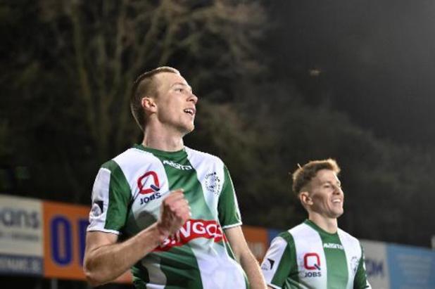 1B Pro League - Lommel houdt de drie punten thuis tegen Lierse