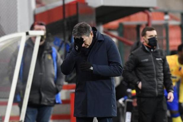 Jupiler Pro League - Standard ontslaat trainer Philippe Montanier