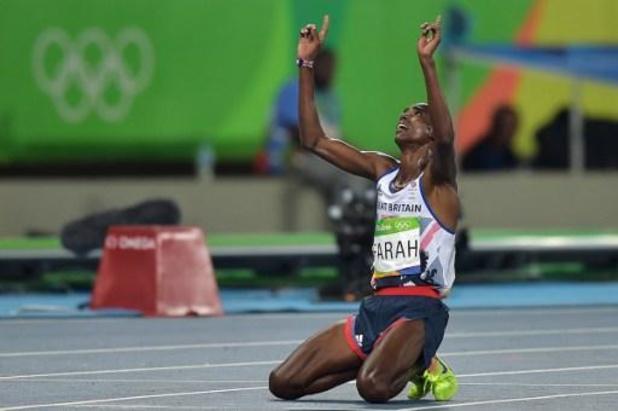 Mo Farah revient à la piste et veut gagner un 3e titre olympique sur 10.000 mètres à Tokyo
