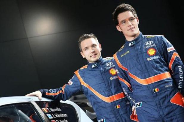 """WRC - Nicolas Gilsoul, séparé de Thierry Neuville, parle d'une fin """"un peu abrupte"""""""