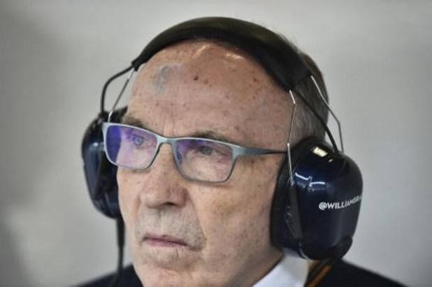 F1 : l'écurie Williams est à vendre