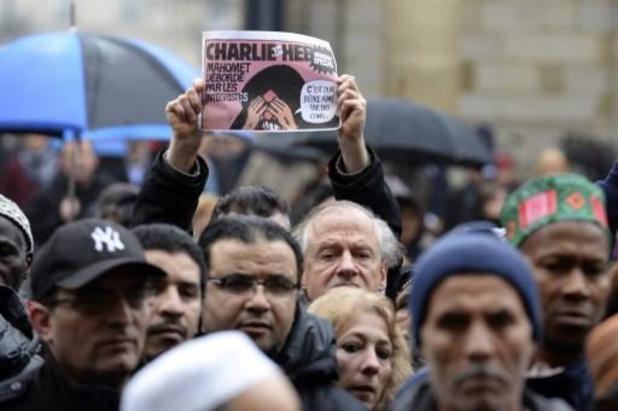 France: un hommage rendu au professeur décapité au procès Charlie Hebdo